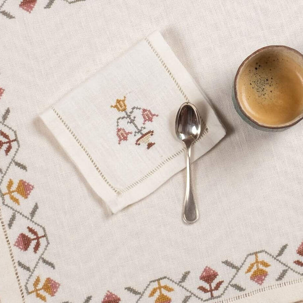 SAMPLER BOUQUET MEZZE NAPKIN (Set of 6)