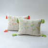 BRANCHES LINEN CUSHION COVER