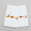 DUCKLING KITCHEN TOWEL (SET OF TWO) Towel care-guide-normal-60, Hand Printed, Moodphoto missing