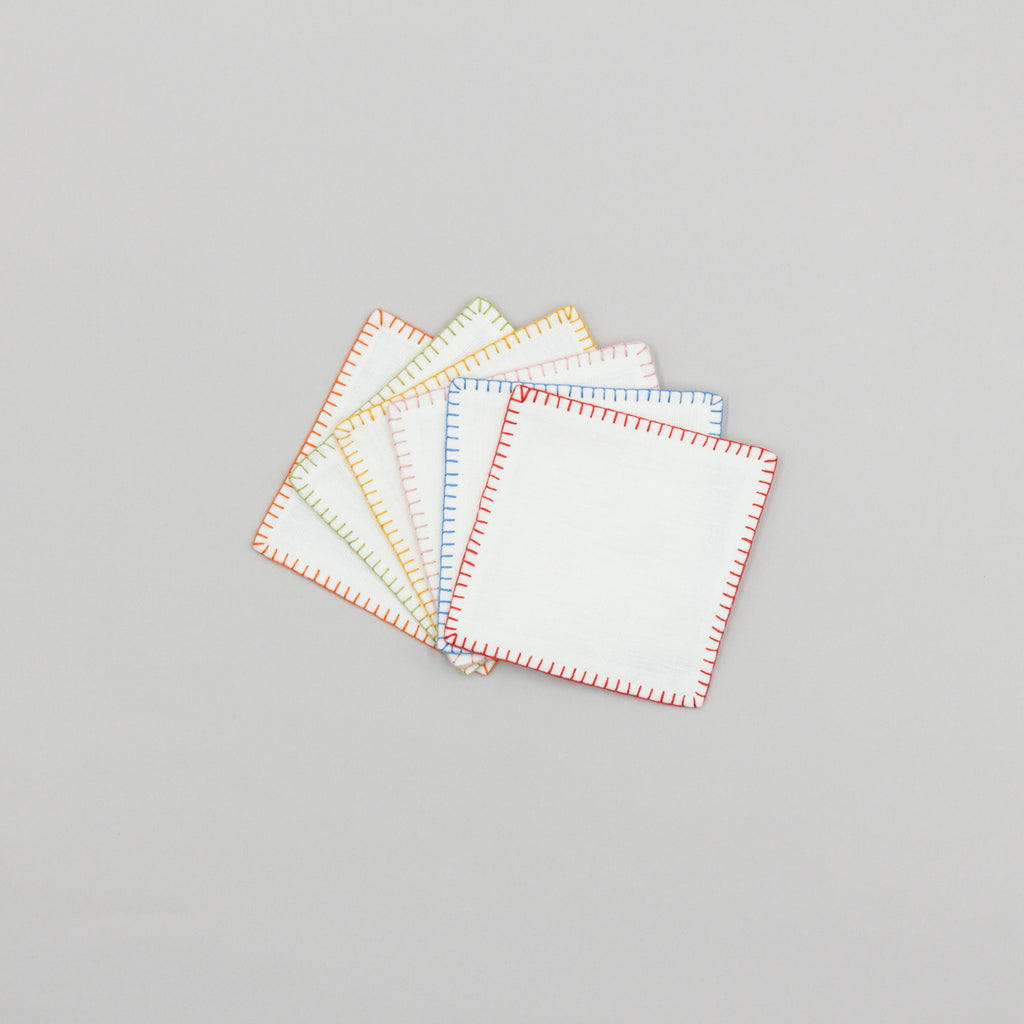 NAYA COASTER SET (SET OF 6)