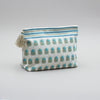 SKIPPING SCARAB TOILETRY BAG