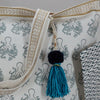OCTOPUS BEACH BAG Bags care-guide-delicate-30-no-tumble-dry, Hand Printed, Moodphotos missing