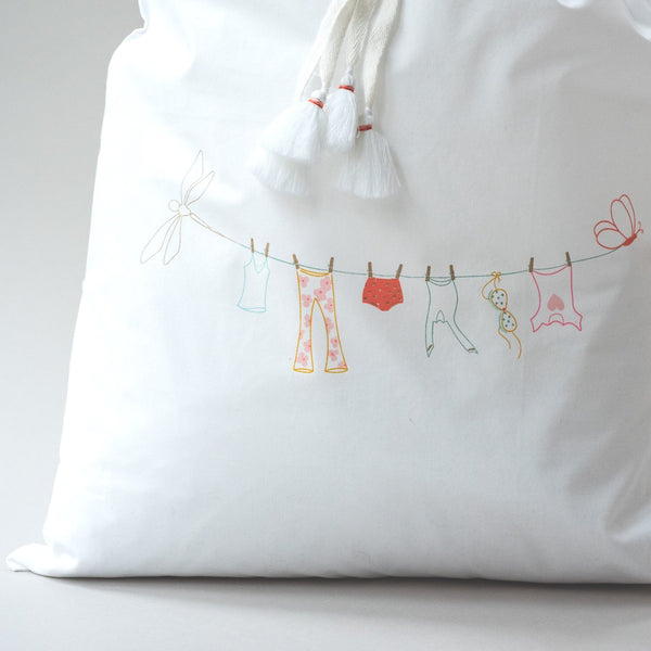 CHILDREN'S LAUNDRY BAG Bags bag, bath, care-guide-delicate-40-no-wash-before-use, children, Gift, Hand Printed, Moodphoto missing, Photos missing