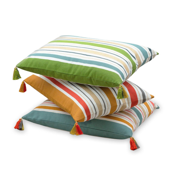 STRIPE CUSHION COVER