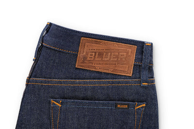 Guide to New Raw, Selvage Denim Jeans