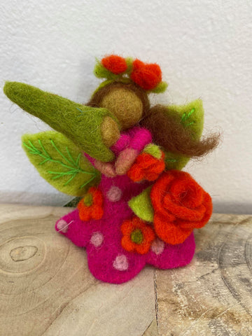 Rose Faerie Mother (Small)