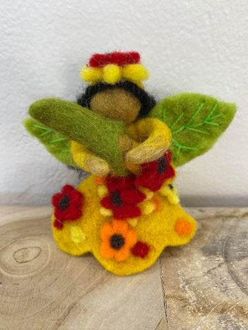 Sunflower Faerie Mother (Small)