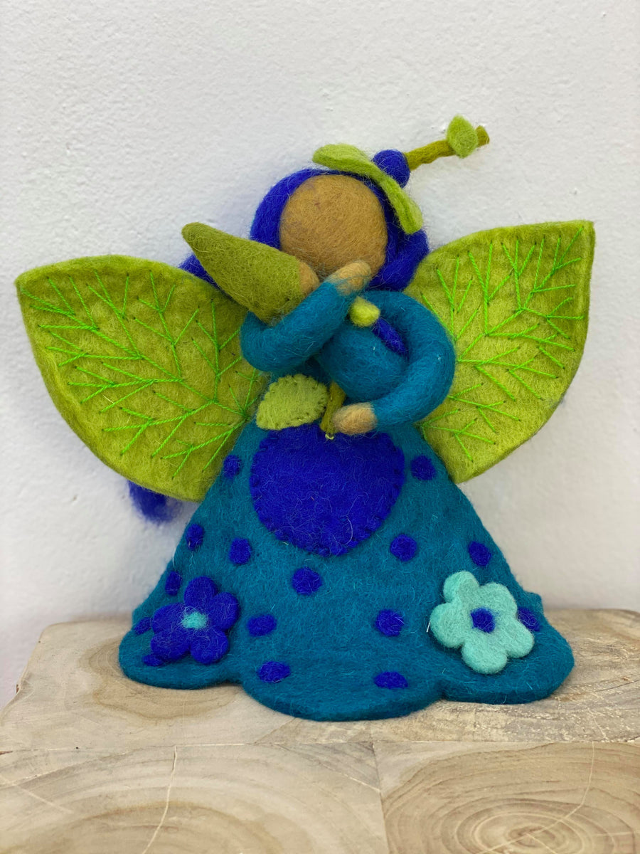 Blueberry Faerie Mother (Large)