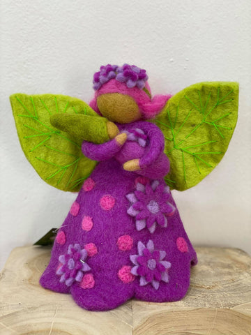 Amethyst Faerie Mother (Large)