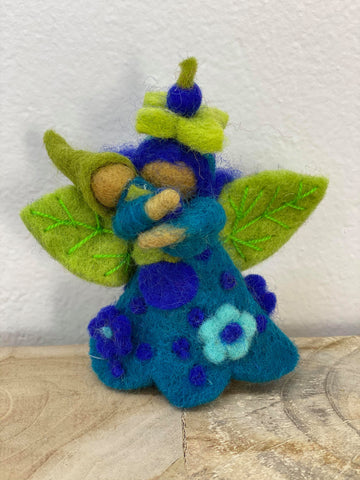Blueberry Faerie Mother (Small)