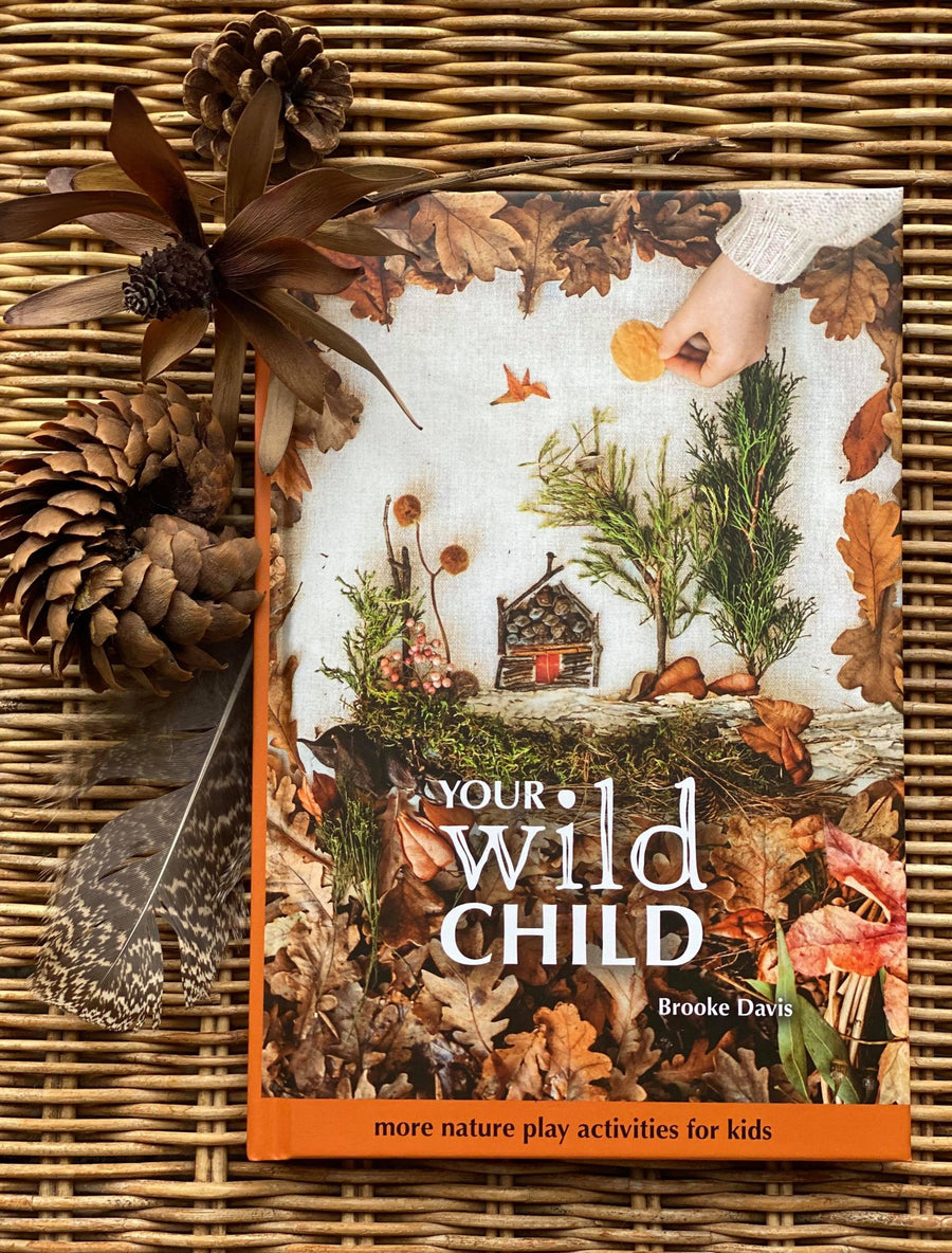 Your Wild Child Book