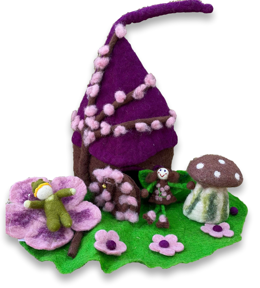 Blossom Twig Hollow - Fairy Home