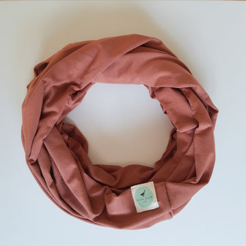 Rust 5 in 1 Nursing Scarf