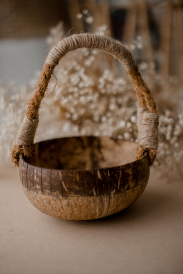 Coconut Basket