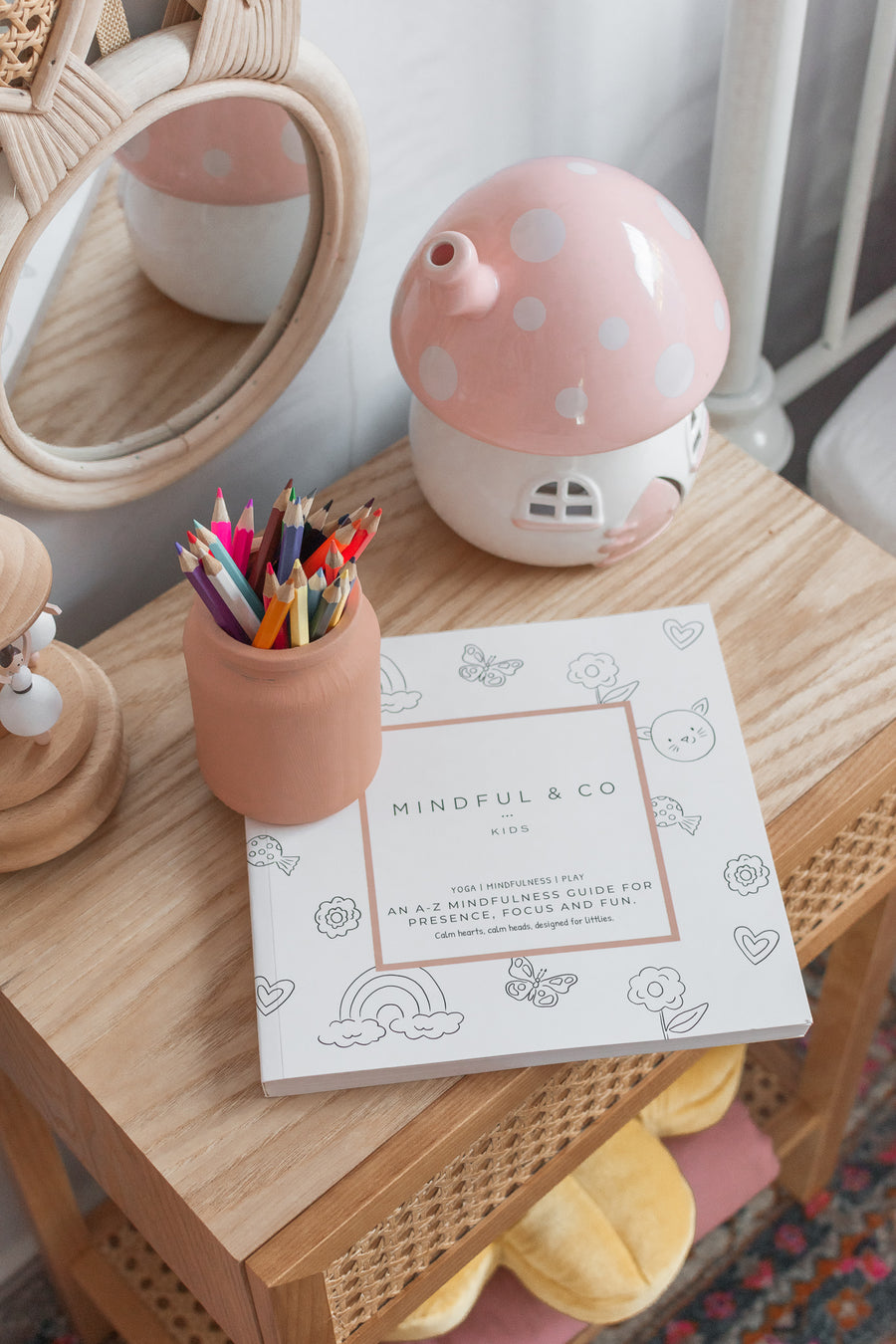 ABCs of Mindfulness - Colouring Book