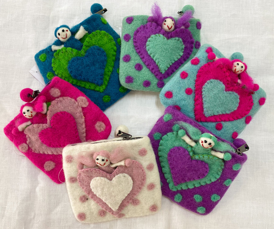 Thumbelina Purses