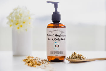 Oatmeal Moisturising Hair and Body Wash