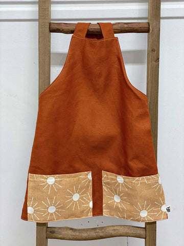 Everything Apron (Paprika & Sunshine)