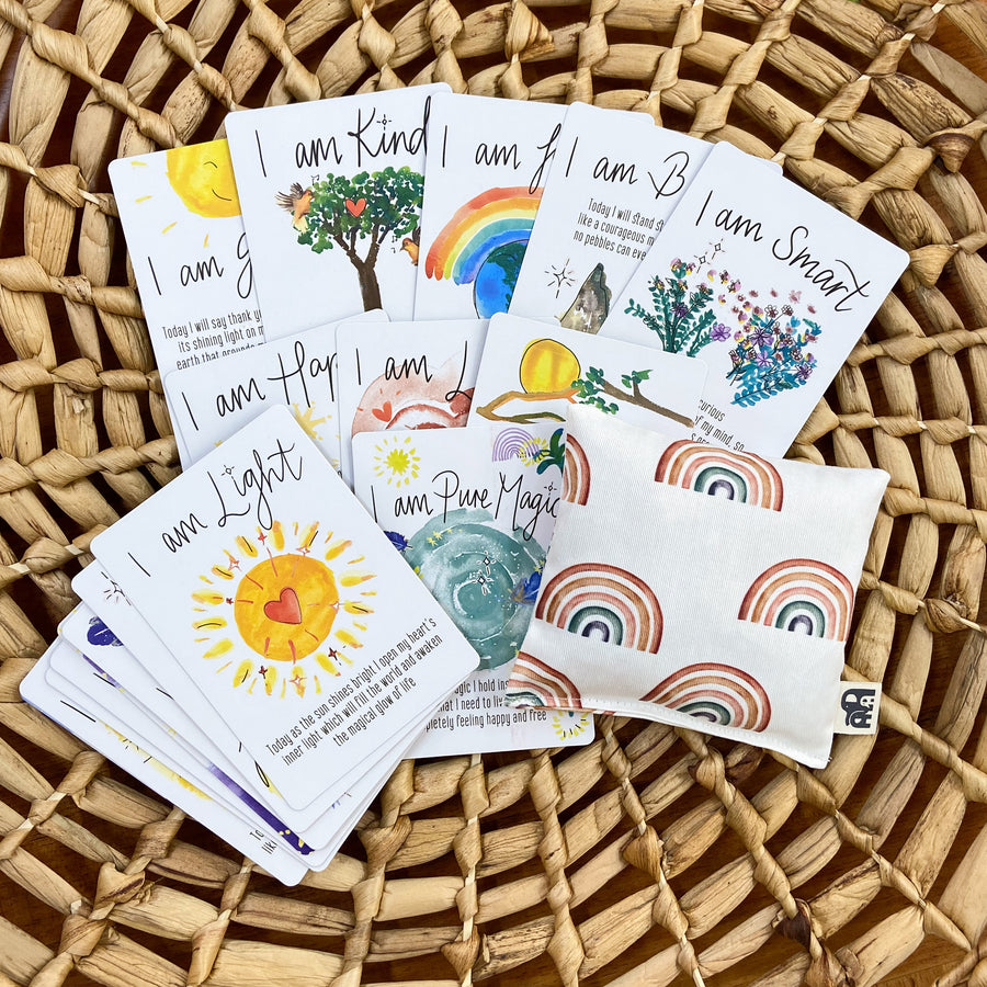 Positive Affirmation Cards for Kids - Sunchild