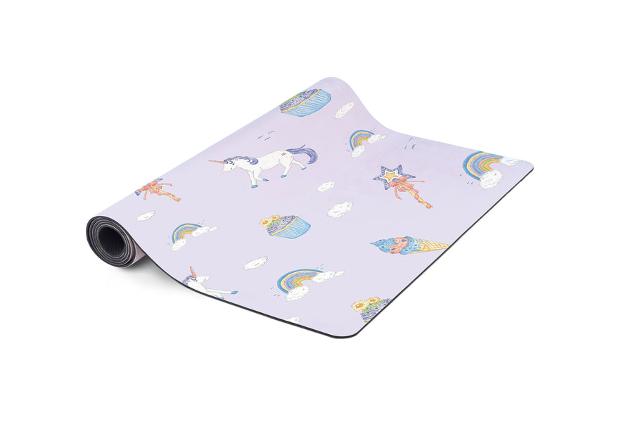 Kids yoga mat -