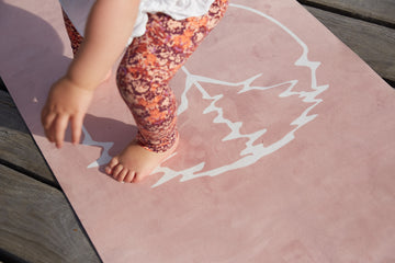Peace - Kids & Adults Yoga Mat
