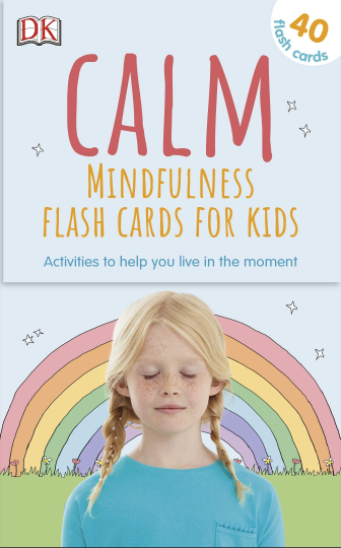 Calm – Mindfulness Flash Cards for Kids