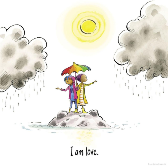 I Am Love : A Book of Compassion