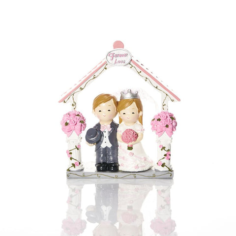 Boy & Girl Couple Figurine Wedding