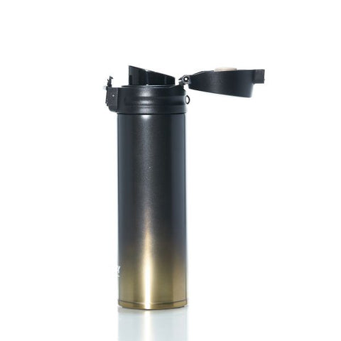 Botol Air Minum Termos 500 ML Black Gold