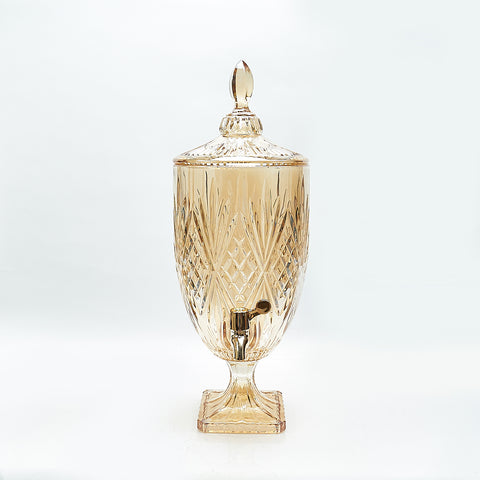 Dispenser Kaca Gold Capodimonte