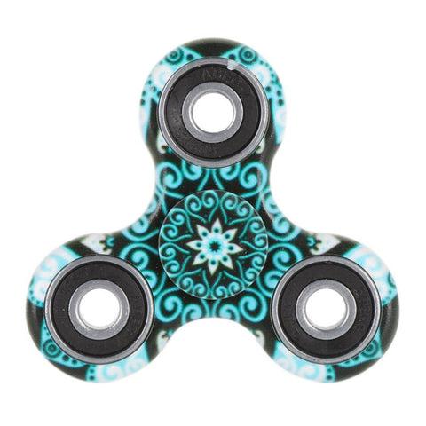 Mandala ADHD and Autism Fidget Spinner