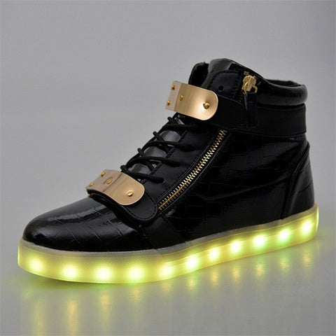 Newest LED Ankle Boots (For ALL Genders) By Merkmak