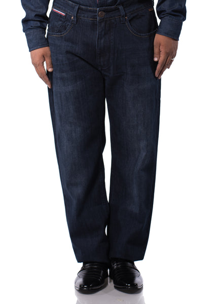 B.U.M Equipment Men Chino L/Pant (MD BLUE)