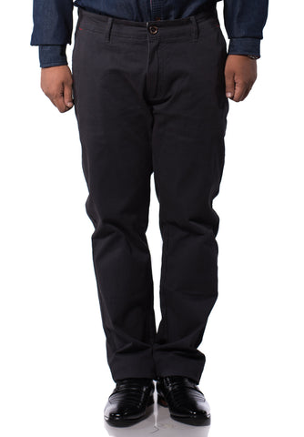 B.U.M Equipment Men Chino L/Pant (MD GREY)