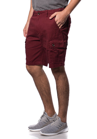 B.U.M Equipment Men Bermuda (DK  RED)