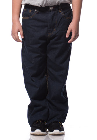 B.U.M Equipment Children Jeans-Regular (MD NAVY)