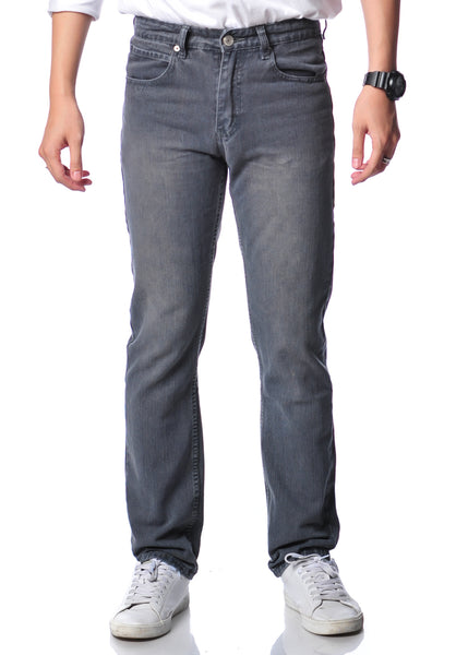 B.U.M Equipment Men Jeans-Slim (MD BLUE)
