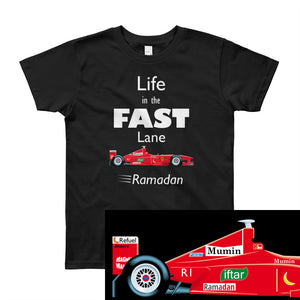 Life in the FAST Lane Youth (8-12yrs) Shirt
