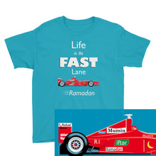 Life in the FAST Lane Kids shirt