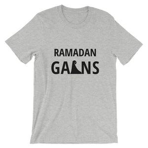 Ramadan Gains Lady's Shirt