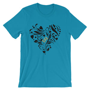 (Arabic) Love in Heart Women's Shirt