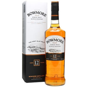 Bowmore 12 YO 700ml 40%