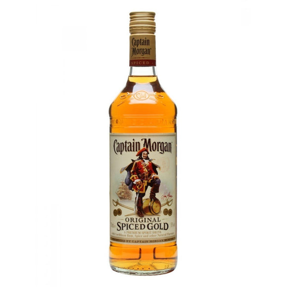 Captain Morgan Spiced Rum 700ml 35%