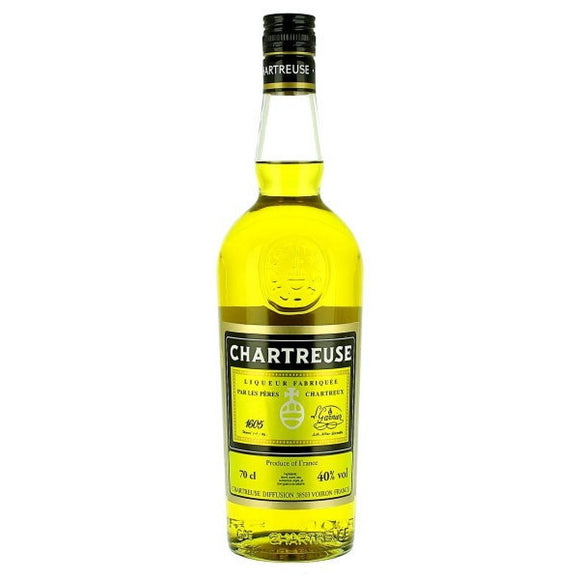 Chartreuse Yellow 700ml 43%