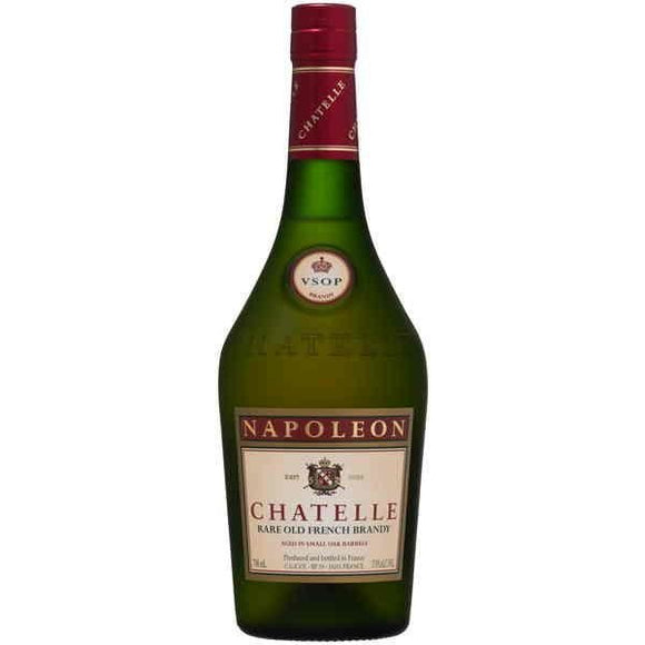 Chatelle Napoleon Brandy 700ml 37%