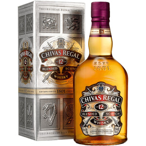 Chivas Regal 12 YO 700ml 40%
