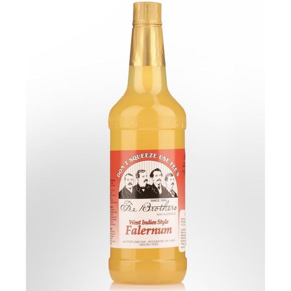 Fee Bros Falernum 1000ml