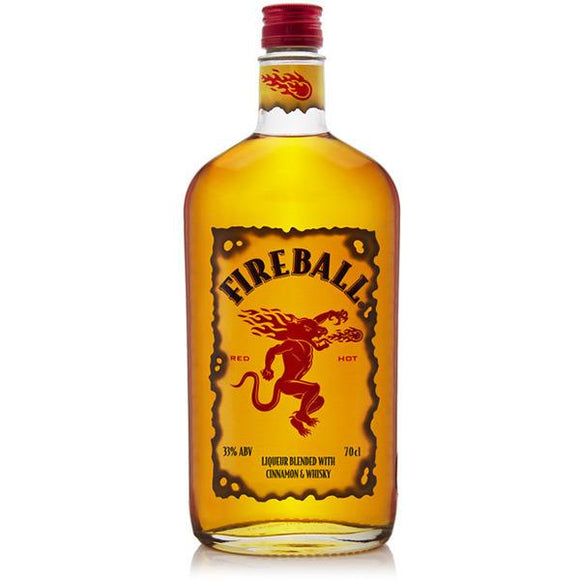 Fireball Cinnamon Whisky 700ml