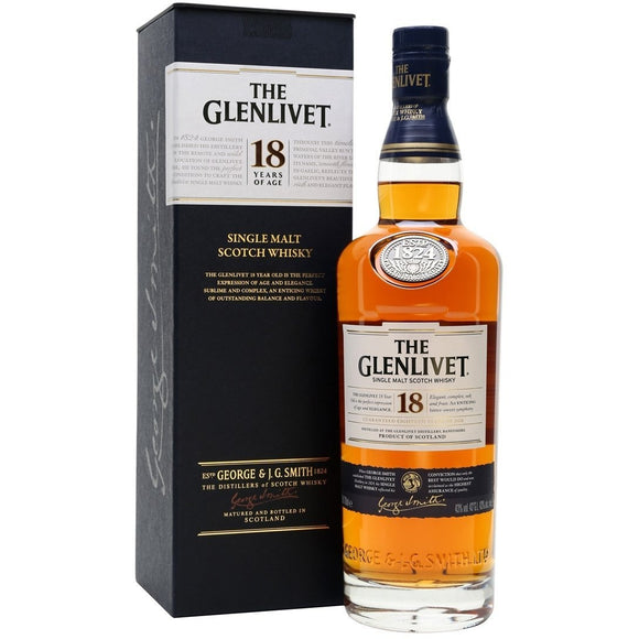 Glenlivet Malt 18 YO 700ml