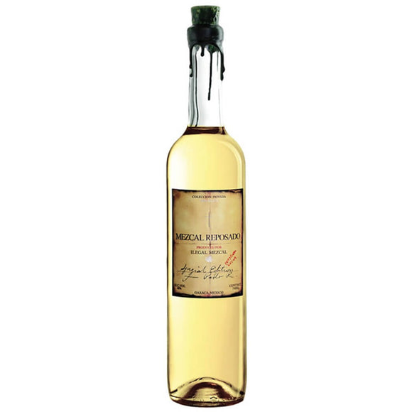 Ilegal Reposado Mezcal 750ml
